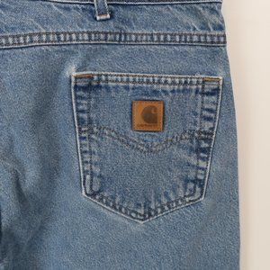 Men's Carhartt Jeans Relaxed fit Straight 42 x 30